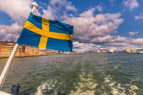 スウェーデン 中央銀行発行のデジタル通貨のテスト開始