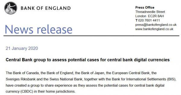 世界の主要中央銀行が結束。今後10年でキャッシュは消滅する?!