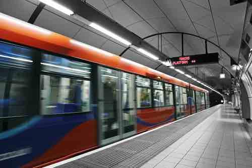 英当局、中国の仮想通貨投資企業へロンドン地下鉄の広告撤去を要請